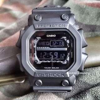 Montres Company香港註冊公司(25年老店) CASIO g-shock GX-56 GX-56BB GX-56BB-1 有現貨 GX56 GX56BB GX56BB1