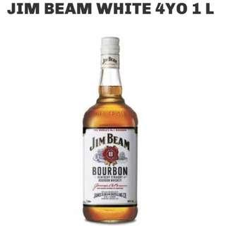 Jim Beam (1 Liter)