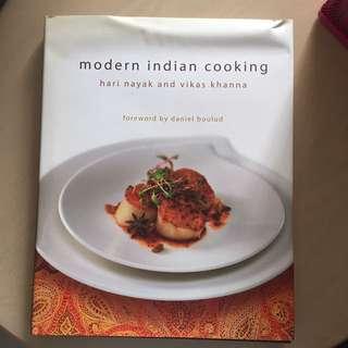 Modern Indian cooking
