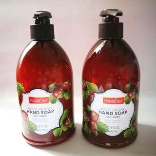 🆕 Panrosa Easy Pump Shea Butter Moisturizing Hand Soap