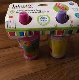 Lamaze sippy cup