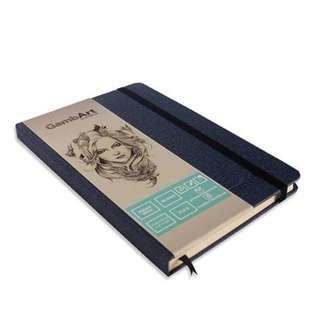 GambArt Sketchbook (Pre-order)