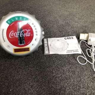 Coca Cola Alarm Clock