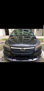 Honda stream 7-Seater (Uber/Grab ready) + Bodykit rental
