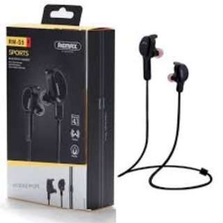 Remax RB-S5 Sweat Resistance Wireless Headset