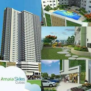 AMAIA SKIES CUBAO RENT TO OWN CONDO FOR AS LOW AS 15K RFO
