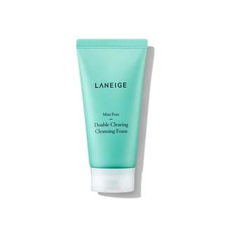 Mini-Pore Double Clearing Cleansing Foam - 150ml Laneige