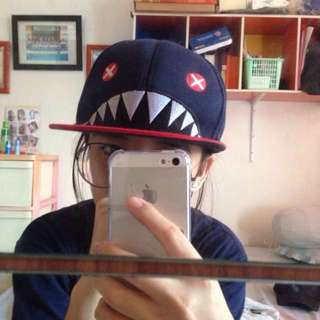 monster snapback / topi monster