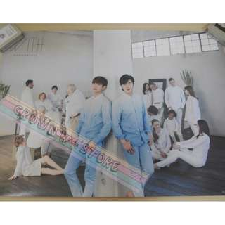 [READY STOCK]TVXQ DBSK JAPAN OFFICIAL POSTER 1PC SHIP USING TUBE (PRICE NOT INCLUDE POSTAGE)(PLEASE READ DETAILS FOR MORE INFO)