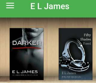 EL James ebook