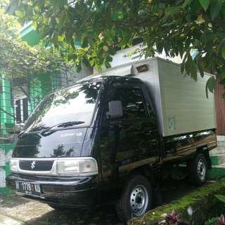 MOBIL PICK UP BOX SUZUKI