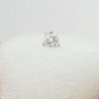 Natural diamond .2 ct  e color clarity vs1