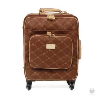 FERI - Julian Luggage - Brown Monogram
