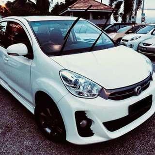Perodua Myvi 1.5 SE (2011)(OTR)