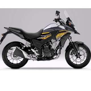 Brand New Honda CB400X