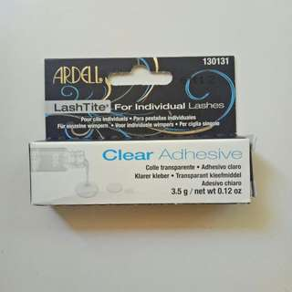 Ardell Clear Adhesive For Individual Lashes