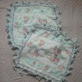 Throw Pillow Cover Shabby Chic