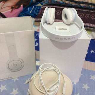 Beats Solo HD by Dr.Dre (Repriced/Rush sale or swap)