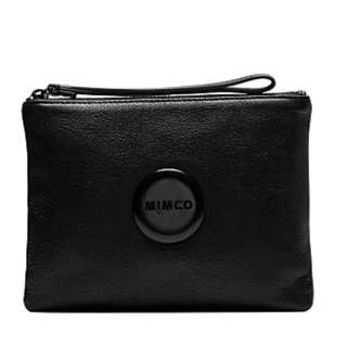 Brand New Mimco Pouch - BLACK