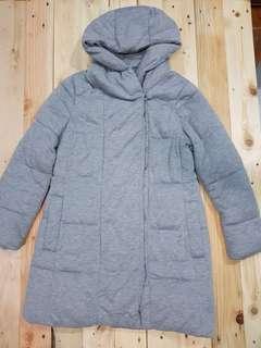 Coat fleece abuabu