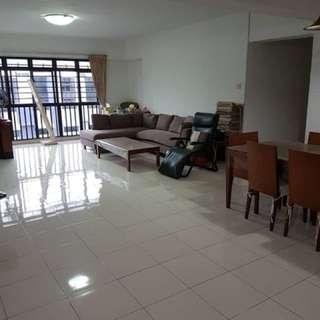 <rooms for rent> Blk 681D woodlands Dr 62. High floor corner unit. 3 mins walk from admiralty station.