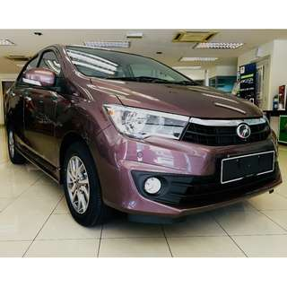 PERODUA BEZZA ADVANCE