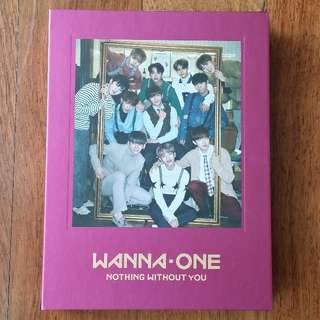 Wanna One Nothing Without You (Album: One Ver)