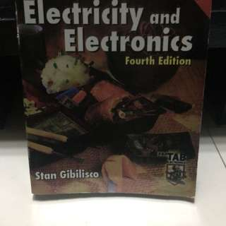 Electricity and Electronics by Gibilisco