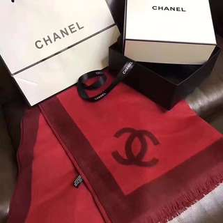 🌟Chanel 頸巾 專櫃贈品🌟