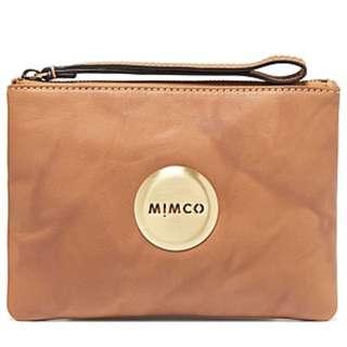 Brand New Mimco Pouch - HONEY