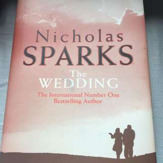 The Wedding by Nicholas Sparks