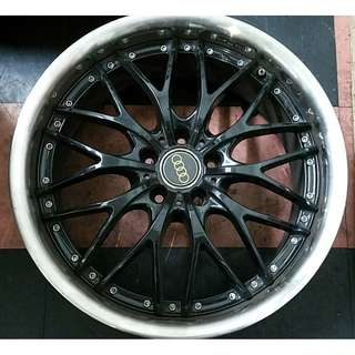 """Beautiful 19"""" Black Rims PRICED TO SELL"""