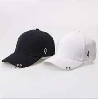 6f0c13161d5a6 Trending Korean Ring Cap Restock