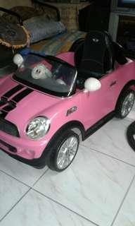 Toy Car(mini cooper)