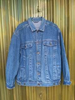 Trucker/jaket denim/jeans/levis/wrangler/lee