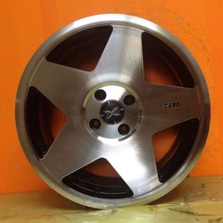 16 inch SPORT RIM MOVEVIC STAR WHEELS