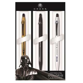 Cross Click Star Wars 3Character Pen Multipack