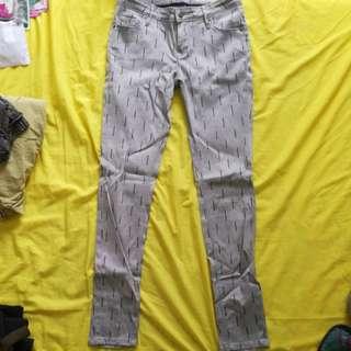 Sass & Bide skinny jeans