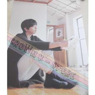 [READY STOCK]CNBLUE YOUNGHWA KOREA OFFICIAL POSTER 1PC SHIP USING TUBE (PRICE NOT INCLUDE POSTAGE)(PLEASE READ DETAILS FOR MORE INFO)