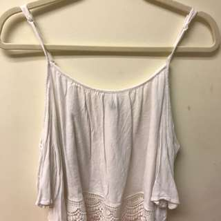 H&M Off-shoulder top