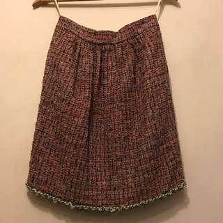 D&G pink skirt Dolce and Gabbana