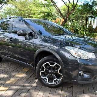 Subaru XV CVT 2013