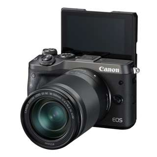 Canon EOS M6  18-150mm kit