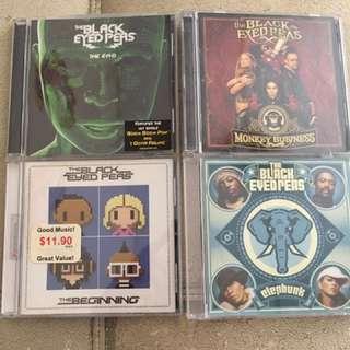 CD | Black Eyed Peas