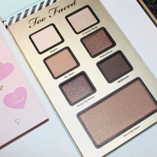 🆕Too Faced Natural Beauty Palette