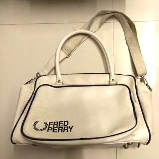 Fred Perry Bowling Bag