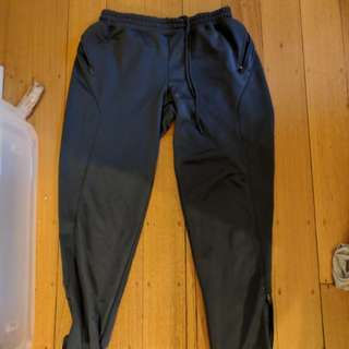Grey 18 tracksuit pants