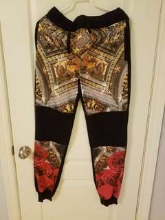 Super Massive sweatpants/ Jogger  Print(M)