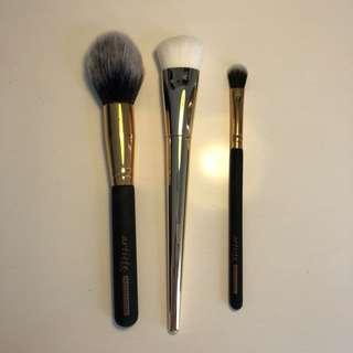 Makeup Face Brushes - Blush, Contour, Eye