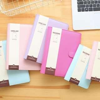 [PO] Pastel Planner/Notebook